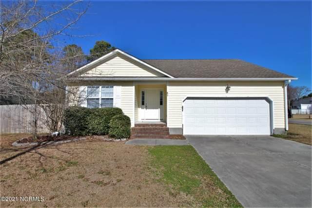 804 Mann Street, Newport, NC 28570 (MLS #100258007) :: Courtney Carter Homes