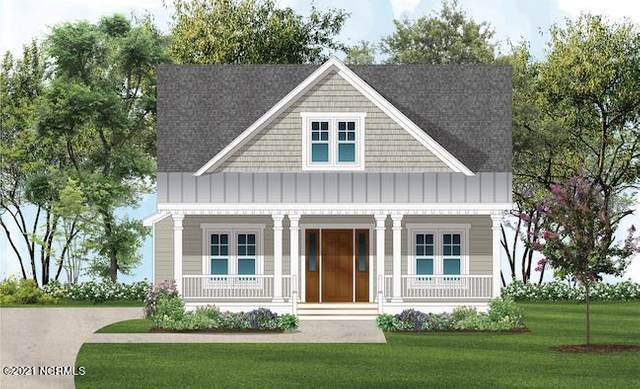 Lot 14 Goldsboro Avenue, Carolina Beach, NC 28428 (MLS #100258009) :: Donna & Team New Bern