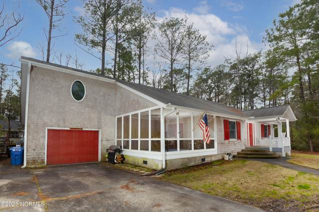 1431 Seafarer Drive, Oriental, NC 28571 (MLS #100258045) :: David Cummings Real Estate Team