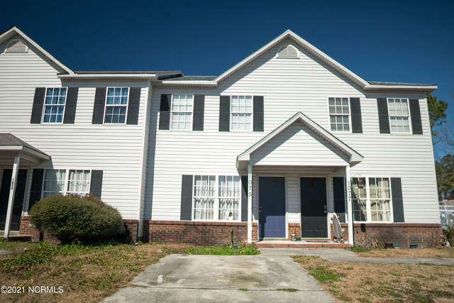 1075 W Pueblo Drive, Jacksonville, NC 28546 (MLS #100258050) :: The Cheek Team