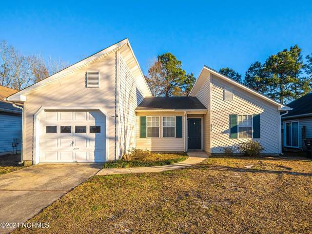3020 Foxhorn Road, Jacksonville, NC 28546 (MLS #100258053) :: CENTURY 21 Sweyer & Associates
