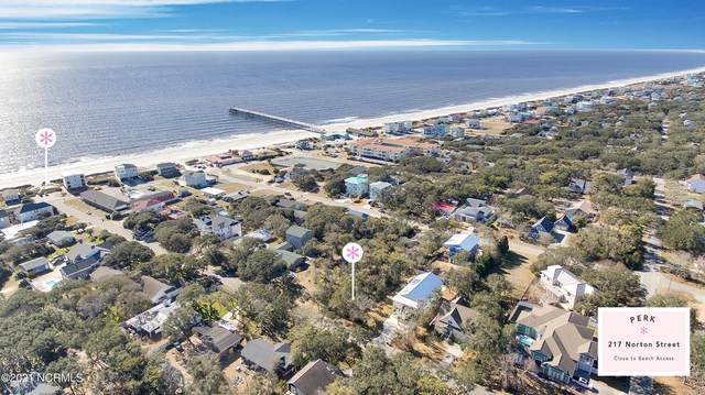 217 Norton Street, Oak Island, NC 28465 (MLS #100258062) :: David Cummings Real Estate Team