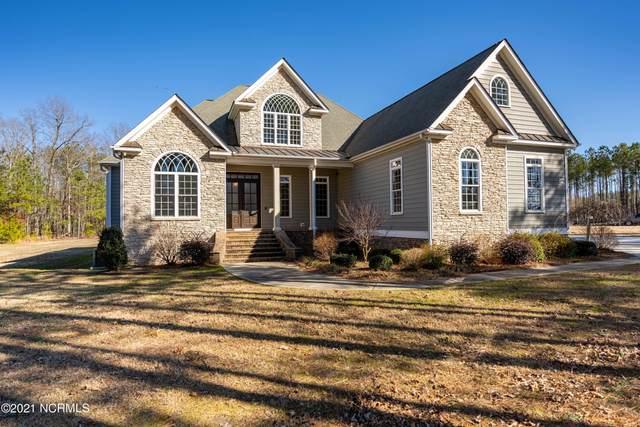 6791 Colleen Road, Rocky Mount, NC 27803 (MLS #100258066) :: David Cummings Real Estate Team