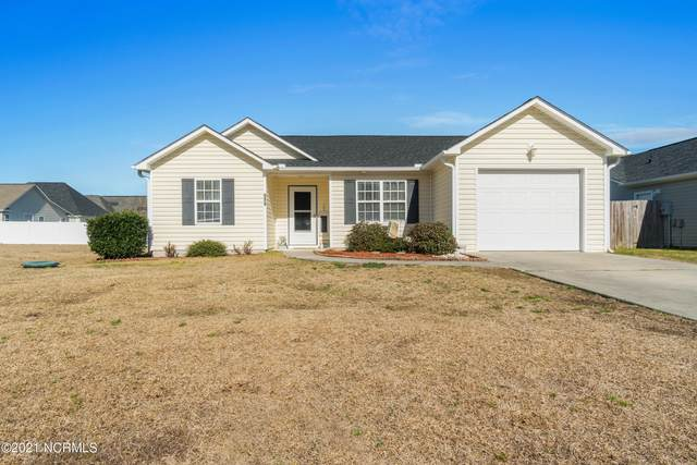 107 Crooked Run Drive, New Bern, NC 28560 (MLS #100258074) :: David Cummings Real Estate Team