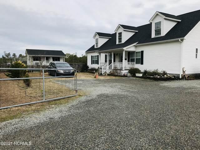 110 Terry Lane, Newport, NC 28570 (MLS #100258083) :: Courtney Carter Homes