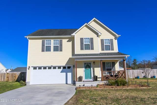 105 Willard Way, Beulaville, NC 28518 (MLS #100258094) :: Courtney Carter Homes