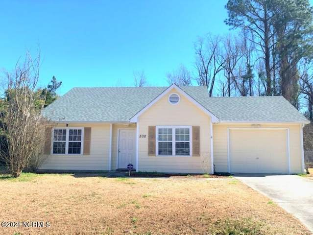 508 Saint George Cove, Jacksonville, NC 28546 (MLS #100258110) :: Courtney Carter Homes