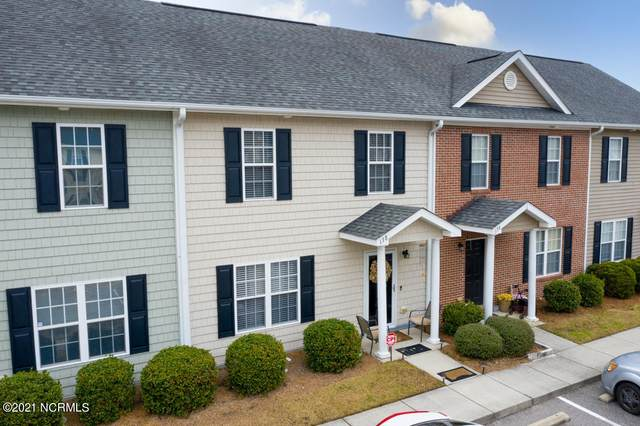 138 Lincoln Place Circle #138, Leland, NC 28451 (MLS #100258120) :: The Legacy Team