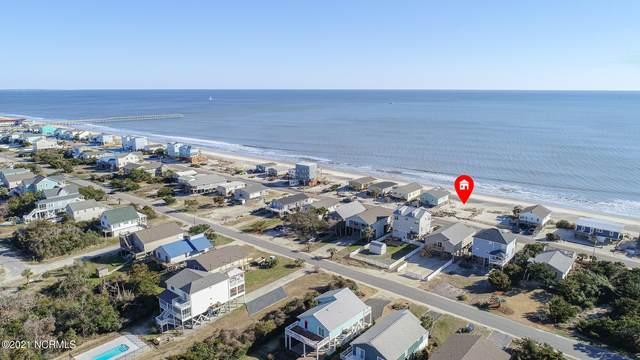 621 E Beach Drive, Oak Island, NC 28465 (MLS #100258136) :: David Cummings Real Estate Team