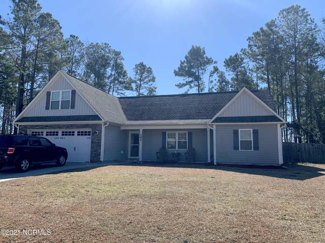 101 Old Dock Landing Road, Sneads Ferry, NC 28460 (MLS #100258172) :: The Oceanaire Realty