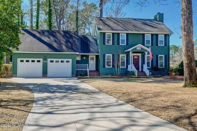 3424 Osprey Lane, Wilmington, NC 28409 (MLS #100258182) :: CENTURY 21 Sweyer & Associates