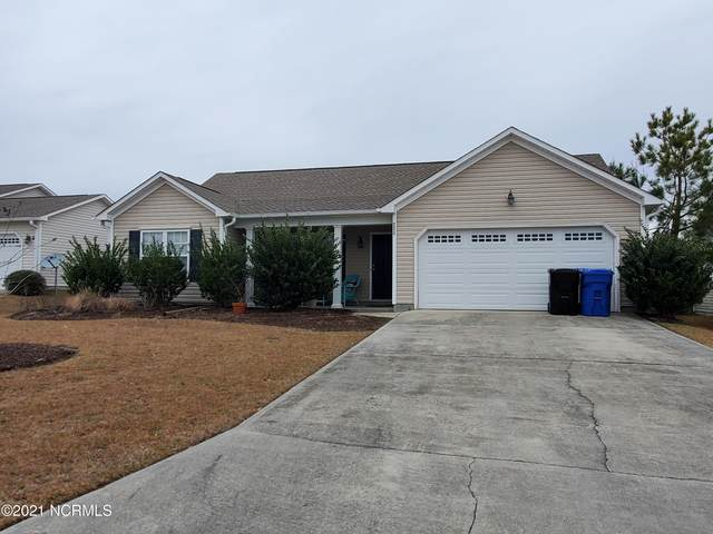 220 Belvedere Drive, Holly Ridge, NC 28445 (MLS #100258225) :: Vance Young and Associates