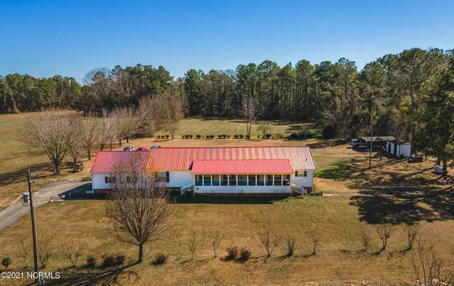 281 Middle River Road NE, Supply, NC 28462 (MLS #100258226) :: Vance Young and Associates