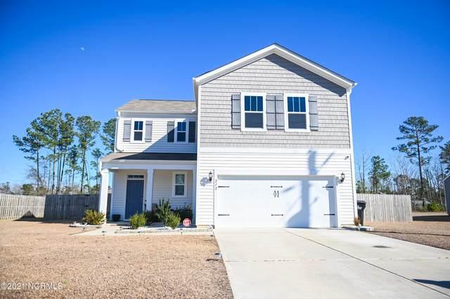 212 Cheswick Drive, Holly Ridge, NC 28445 (MLS #100258227) :: David Cummings Real Estate Team