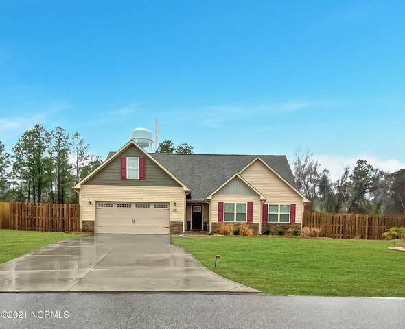 208 Peaceful Lane, Hubert, NC 28539 (MLS #100258233) :: Donna & Team New Bern