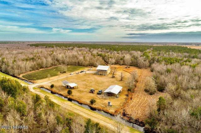 0 Nc Hwy 32 N, Plymouth, NC 27962 (MLS #100258235) :: CENTURY 21 Sweyer & Associates