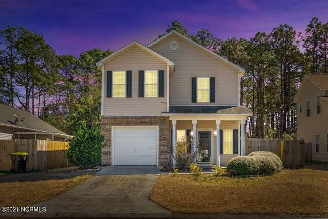 159 Raye Drive, Wilmington, NC 28412 (MLS #100258245) :: Great Moves Realty