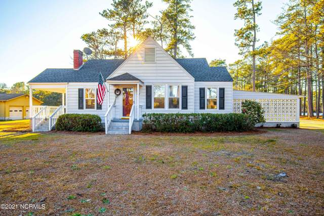411 Chatham Street, Newport, NC 28570 (MLS #100258250) :: Vance Young and Associates