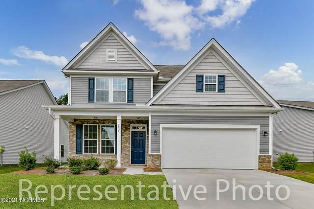 409 Gooseneck Lane, Sneads Ferry, NC 28460 (MLS #100258255) :: Courtney Carter Homes