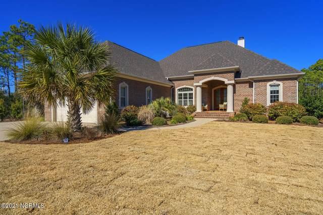 3939 Wyndmere Drive, Southport, NC 28461 (MLS #100258261) :: David Cummings Real Estate Team