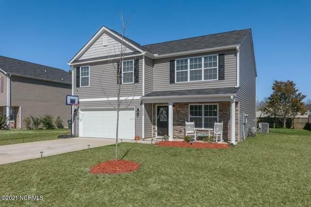 3550 Jetstream Drive NW, Wilson, NC 27896 (MLS #100258284) :: David Cummings Real Estate Team