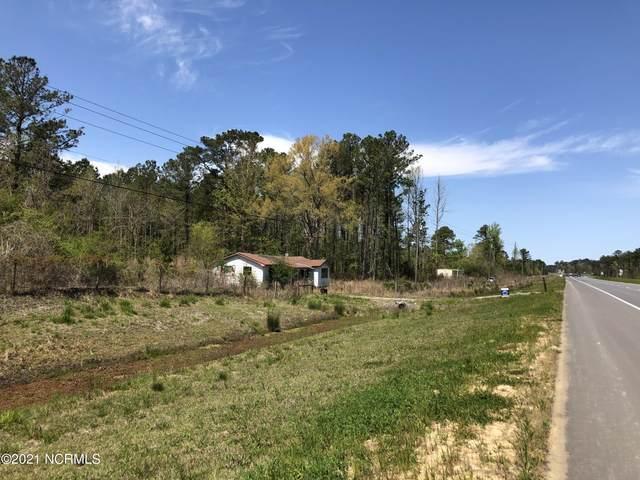 11566 Hwy 17, Maysville, NC 28555 (MLS #100258292) :: David Cummings Real Estate Team
