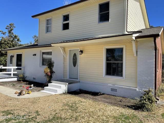 303 Virginia Avenue, Morehead City, NC 28557 (MLS #100258299) :: David Cummings Real Estate Team