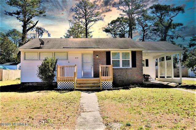 514 Nelson Drive, Jacksonville, NC 28540 (MLS #100258323) :: Thirty 4 North Properties Group
