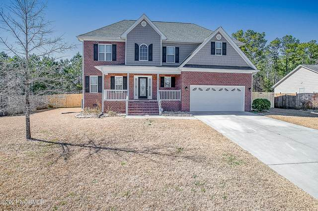 203 Savannah Drive, Jacksonville, NC 28546 (MLS #100258331) :: The Keith Beatty Team