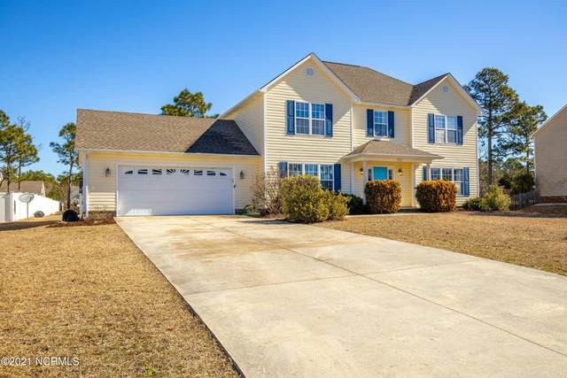 104 Tifton Circle, Cape Carteret, NC 28584 (MLS #100258351) :: Stancill Realty Group
