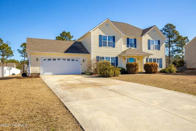 104 Tifton Circle, Cape Carteret, NC 28584 (MLS #100258351) :: David Cummings Real Estate Team