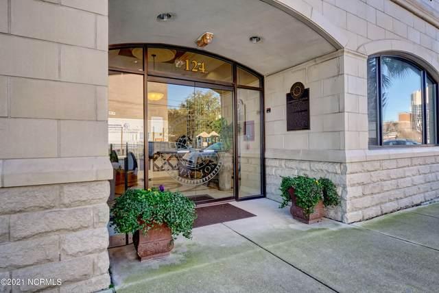 124 Walnut Street #506, Wilmington, NC 28401 (MLS #100258378) :: David Cummings Real Estate Team