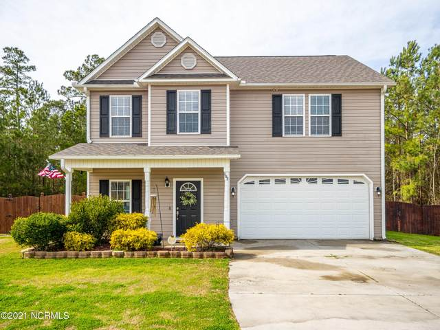 103 Sunny Point Drive, Richlands, NC 28574 (MLS #100258385) :: Courtney Carter Homes