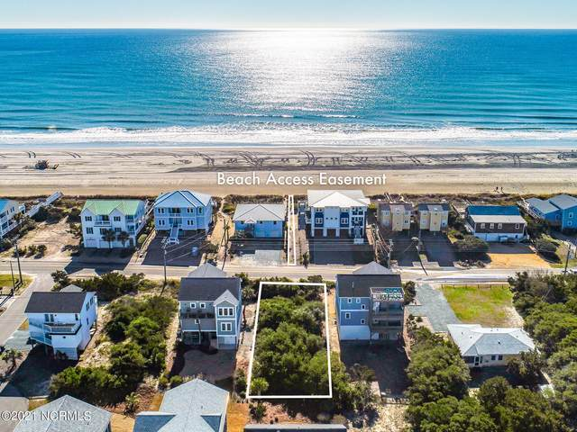 120 S Anderson Boulevard, Topsail Beach, NC 28445 (MLS #100258396) :: David Cummings Real Estate Team