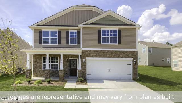 3601 Corinth Drive P, Greenville, NC 27834 (MLS #100258397) :: RE/MAX Essential