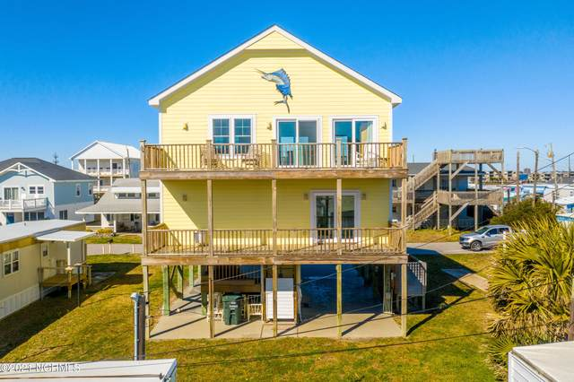 408 Dobbs Street, Atlantic Beach, NC 28512 (MLS #100258412) :: The Rising Tide Team