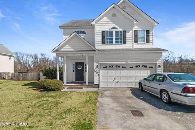 303 Combine Court, Richlands, NC 28574 (MLS #100258414) :: Courtney Carter Homes