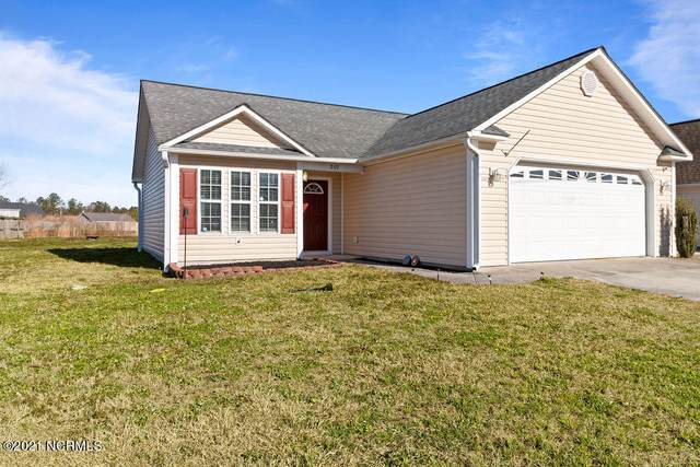 207 Cherry Blossom Drive, Richlands, NC 28574 (MLS #100258416) :: The Keith Beatty Team