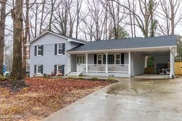 5201 Sedgefield Drive, Raleigh, NC 27609 (MLS #100258419) :: Barefoot-Chandler & Associates LLC