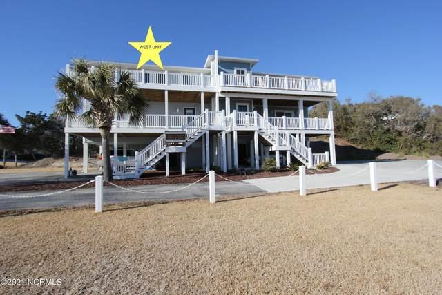 102 Sandbur Drive West, Emerald Isle, NC 28594 (MLS #100258422) :: David Cummings Real Estate Team