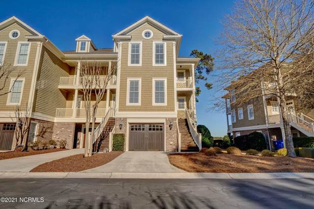 496 River Bluff Drive #3, Shallotte, NC 28470 (MLS #100258433) :: David Cummings Real Estate Team