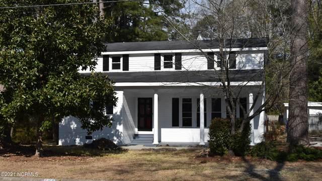 204 Albert Avenue NW, Wilson, NC 27893 (MLS #100258441) :: Barefoot-Chandler & Associates LLC