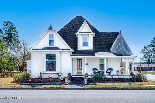 421 W Main Street, Wallace, NC 28466 (MLS #100258448) :: CENTURY 21 Sweyer & Associates