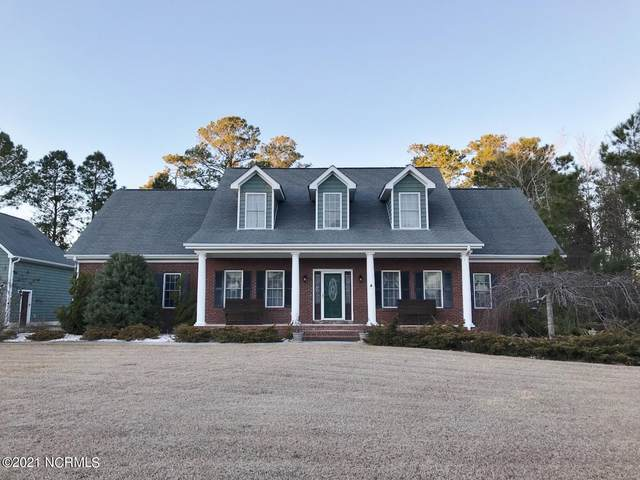 305 Divot Court, Swansboro, NC 28584 (MLS #100258458) :: The Keith Beatty Team