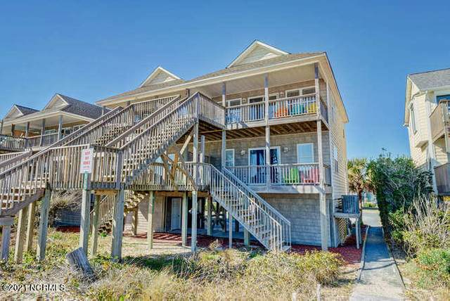 712 N Shore Drive, Surf City, NC 28445 (MLS #100258463) :: Frost Real Estate Team