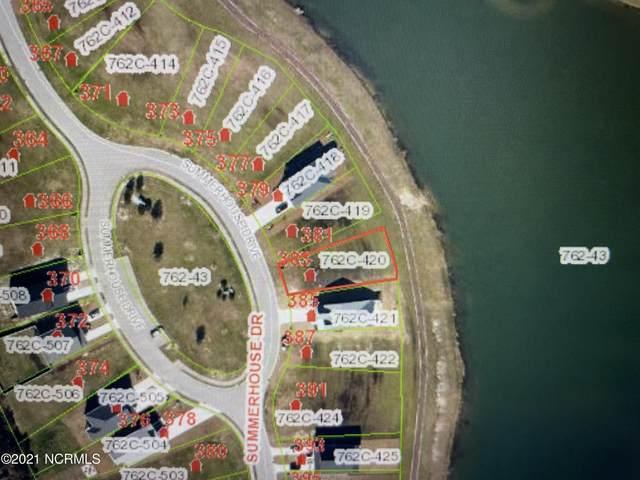 383 Summerhouse Drive, Holly Ridge, NC 28445 (MLS #100258468) :: Thirty 4 North Properties Group