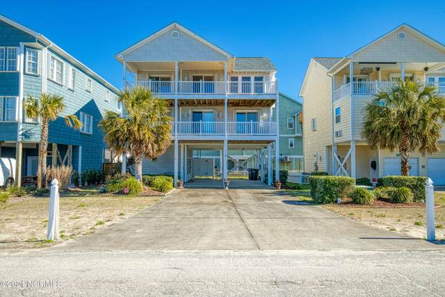 110 Charlotte Avenue, Surf City, NC 28445 (MLS #100258469) :: RE/MAX Elite Realty Group