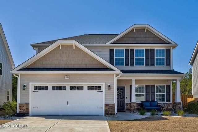 5080 W Chandler Heights Drive, Leland, NC 28451 (MLS #100258470) :: The Legacy Team