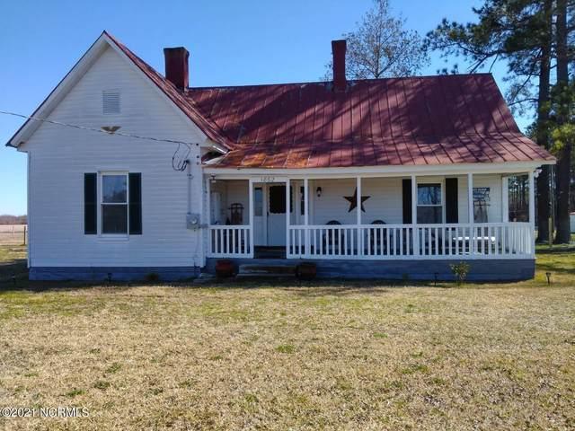 1862 Mill Pond Road, Hobgood, NC 27843 (MLS #100258476) :: The Cheek Team