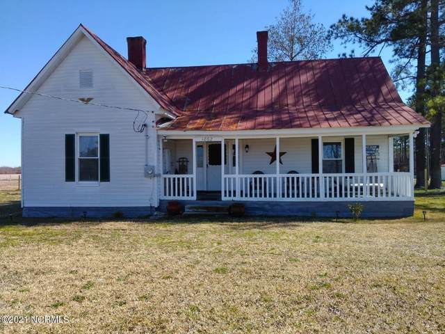 1862 Mill Pond Road, Hobgood, NC 27843 (MLS #100258476) :: CENTURY 21 Sweyer & Associates